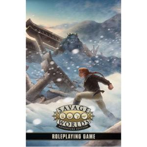 Savage Worlds Adventure Edition RPG