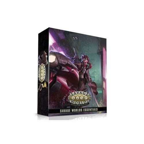 Savage Worlds Essentials Boxed Set RPG
