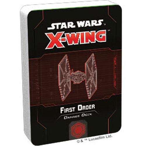 Star Wars X-Wing: First Order Damage Deck