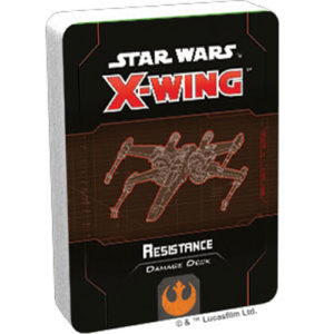 Star Wars X-Wing: Resistance Damage Deck