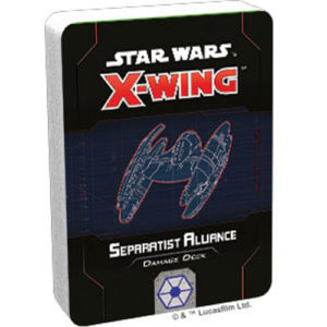 Star Wars X-Wing: Separatist Damage Deck