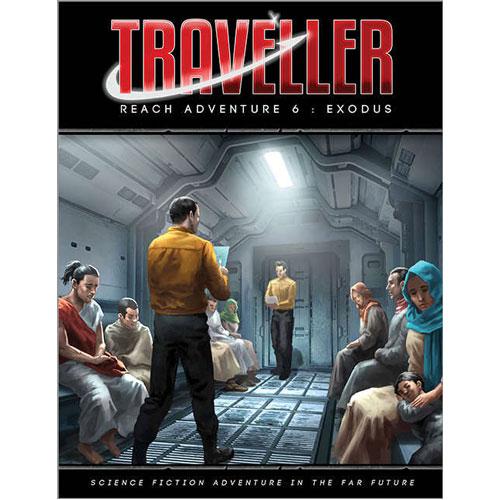 Traveller: Reach Adventure 6: Exodus