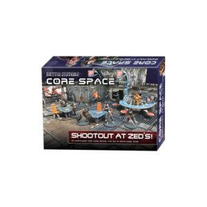 Core Space Expansion: Shootout at Zed's