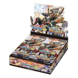 BFE Ace Booster Box Vol 5. War of Dragods