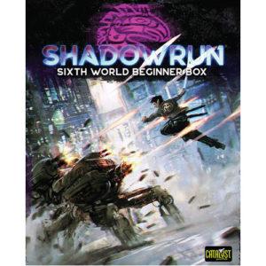 Shadowrun 6th Edition