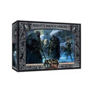A Song Of Ice and Fire Expansion: Night's Watch Heroes Box 1