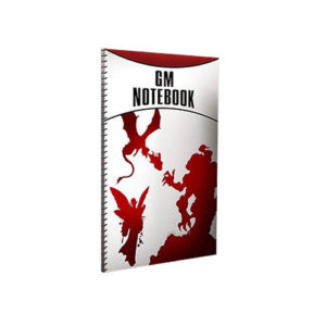 GM Notebook (Your Best Game Ever)