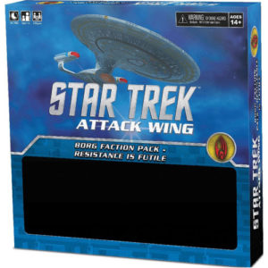 Star Trek Attack Wing: Resistance Is Futile: Borg Faction Pack