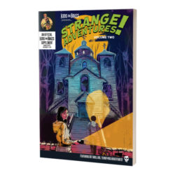 Kids on Bikes RPG: Strange Adventures Vol.2 (Softcover)