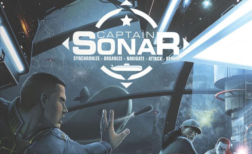 6 Pulse-Pounding Games - Captain Sonar