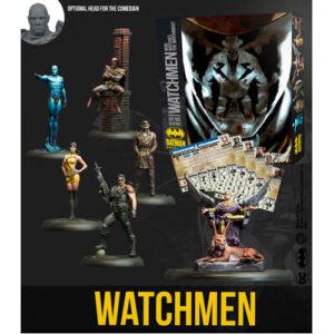 Batman Miniature Game: Watchmen Bat-Box