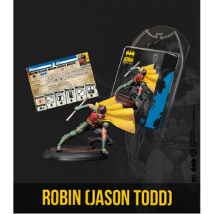 Batman Miniatures Game: Robin (Jason Todd)