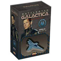 Battlestar Galactica Starship Battles Spaceship Pack: Apollo's Viper MK.VII