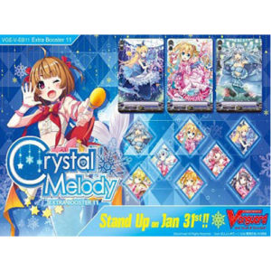 CFV Crystal Melody Extra Booster Box
