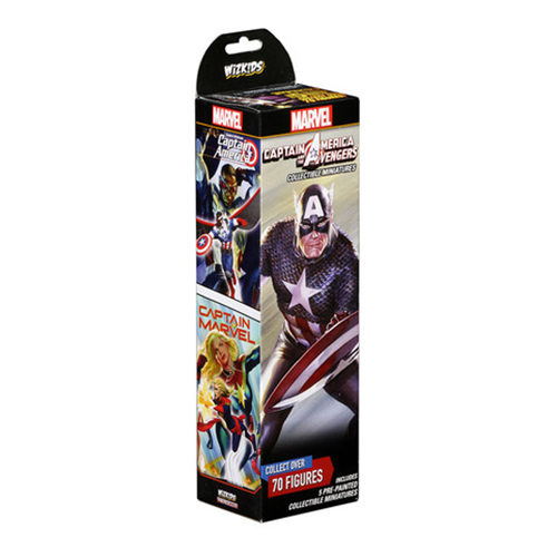 Captain America and the Avengers Booster Box Marvel HeroClix