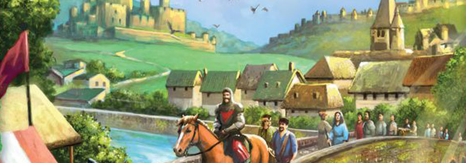 Carcassonne - Bridges, Castles and Bazaars Review