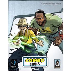 Combo Fighter: VS Pack 2 Retail (Boko/Yoshida)