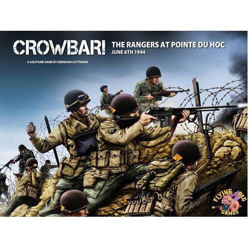 Crowbar: The Rangers at Pointe du Hoc