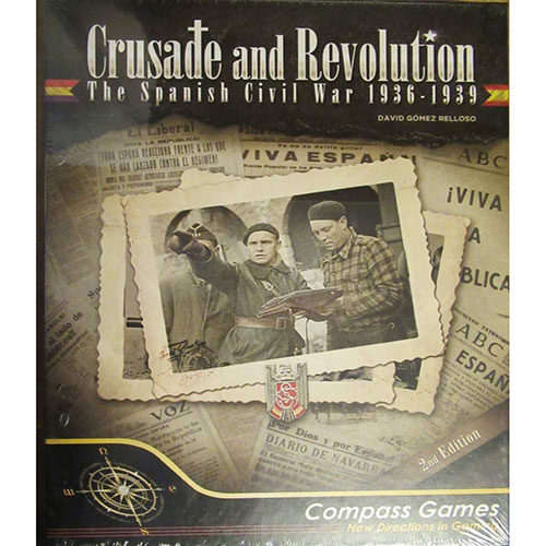 Crusades and Revolution Deluxe