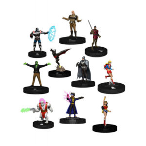 DC HeroClix: Justice League Unlimited Booster Box