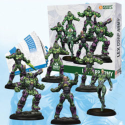 DC Universe Miniature Game: Lex Corp Army