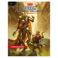 D&D: Eberron - Rising From the Last War