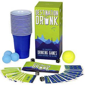 Destination Drunk - 15 Craziest Drinking Games From Around The Globe