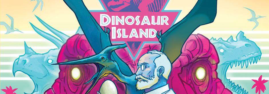 Dinosaur Island Review