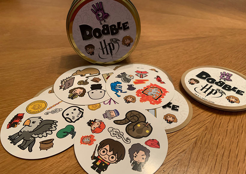 Dobble Harry Potter - Playing Cards