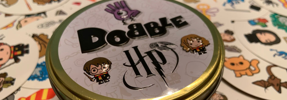 Dobble Harry Potter Review