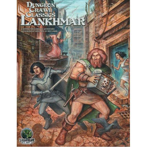 Dungeon Crawl Classics RPG Lankhmar: Lankhmar Boxed Set