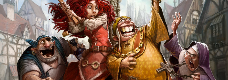 Essen 2019 - Slyville Game Preview