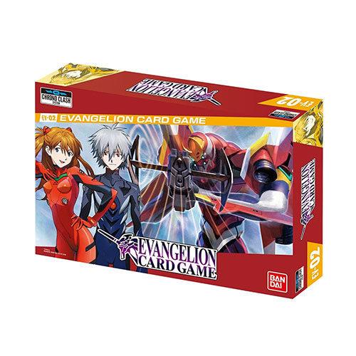 Evangelion Card Game EV02