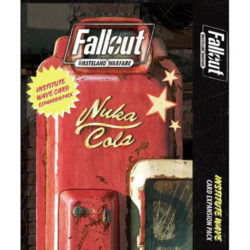 Fallout: Wasteland Warfare: Accessories: Institute Wave Card Expansion Pack