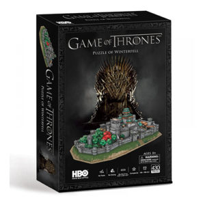 Game Of Thrones 3D Puzzles - Winterfell