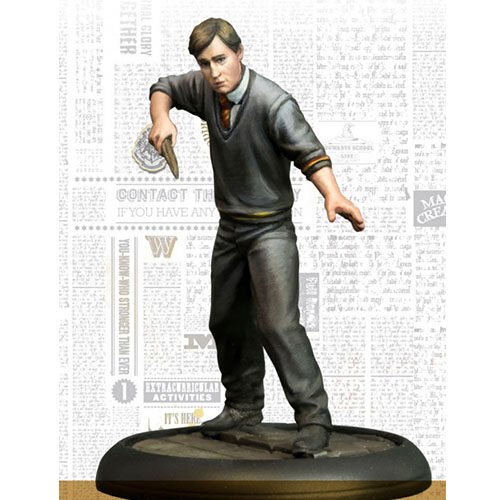 Harry Potter Miniatures Adventure Game Neville Longbottom