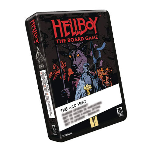 Hellboy The Wild Hunt Expansion