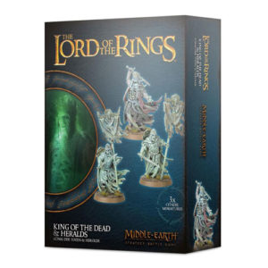 Middle-Earth: Strategy Battle Game - King of the Dead and Heralds