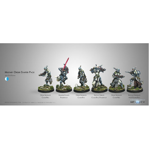 Military Order (PanOceania Sectorial Starter Pack)