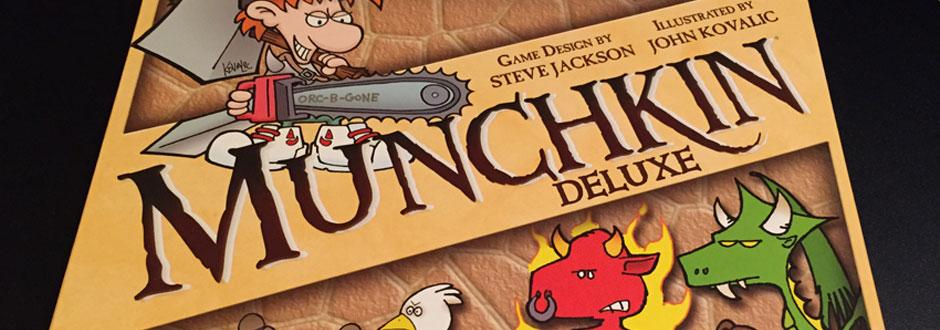 Munchkin Deluxe Review
