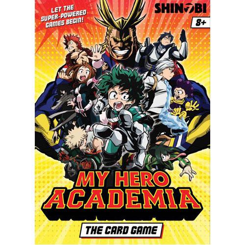 My Hero Academia: The Card Game
