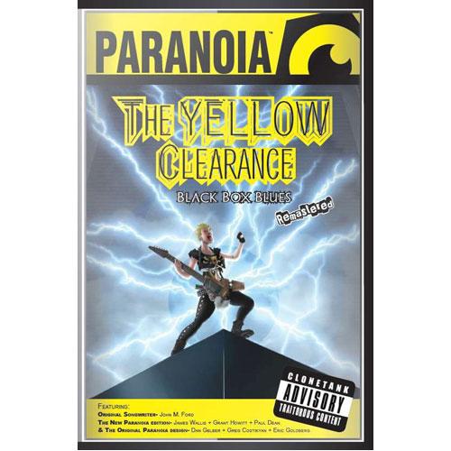 Paranoia: Yellow Clearance Black Box Blues (Remastered)