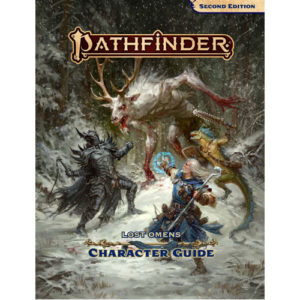 Pathfinder RPG Second Edition (P2): Lost Omens Character Guide