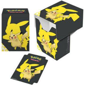 Pikachu 2019 Deck Box w/ Dividers
