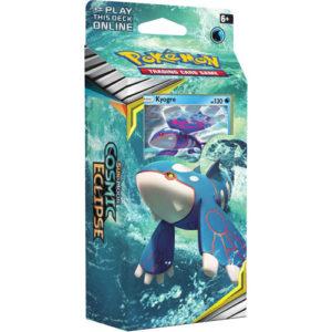 Pokemon TCG: Sun & Moon 12 Cosmic Eclipse Theme Deck: Kyogre