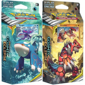 Pokemon TCG: Sun & Moon 12 Cosmic Eclipse Theme Deck: Set Of Two