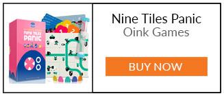 Pulse-Pounding Games - Buy Nine Tiles Panic