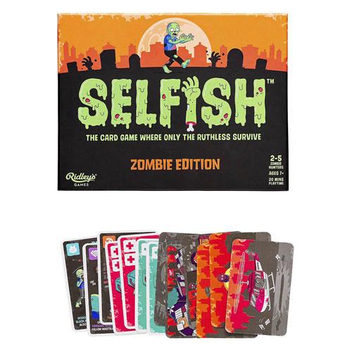 Selfish Zombie Edition