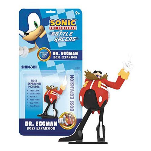 Sonic the Hedgehog: Battle Racers: Boss Expansion: Dr. Eggman
