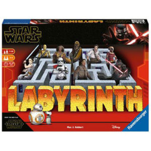 Star Wars IX Labyrinth